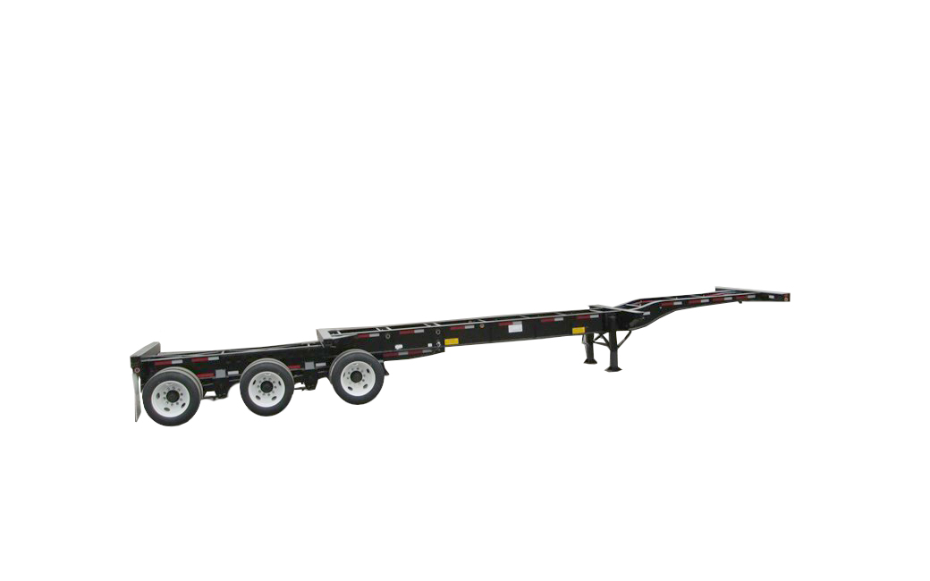 20'-40' Maximizer 8-pin 3-Axle Chassis